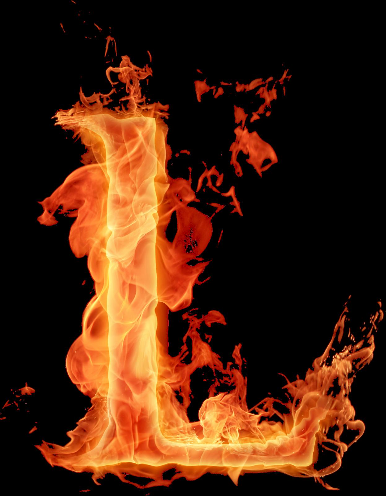 Heat clipart fuego. Letras em png efeito
