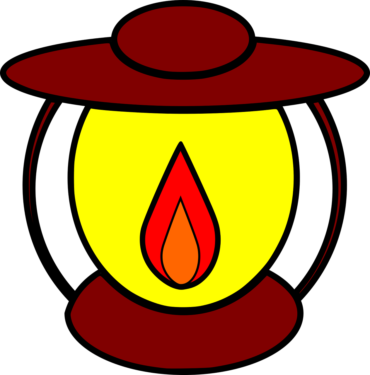 Fire png amazing size. Lamp clipart paraffin lamp