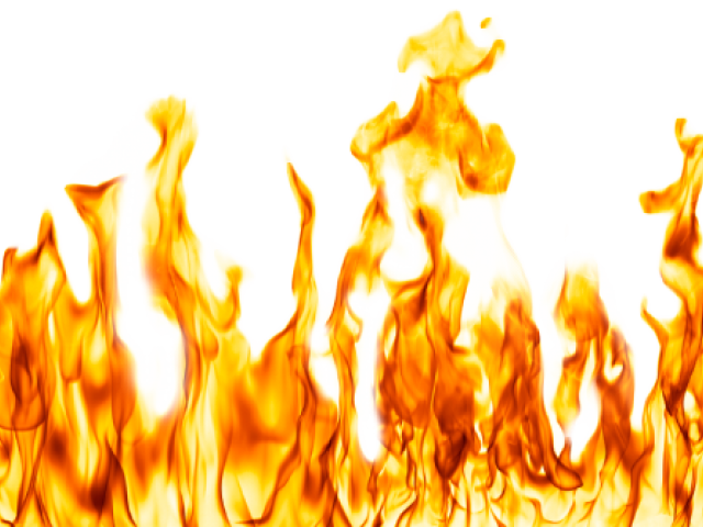 Flame clipart transparent background. Simple flames border free