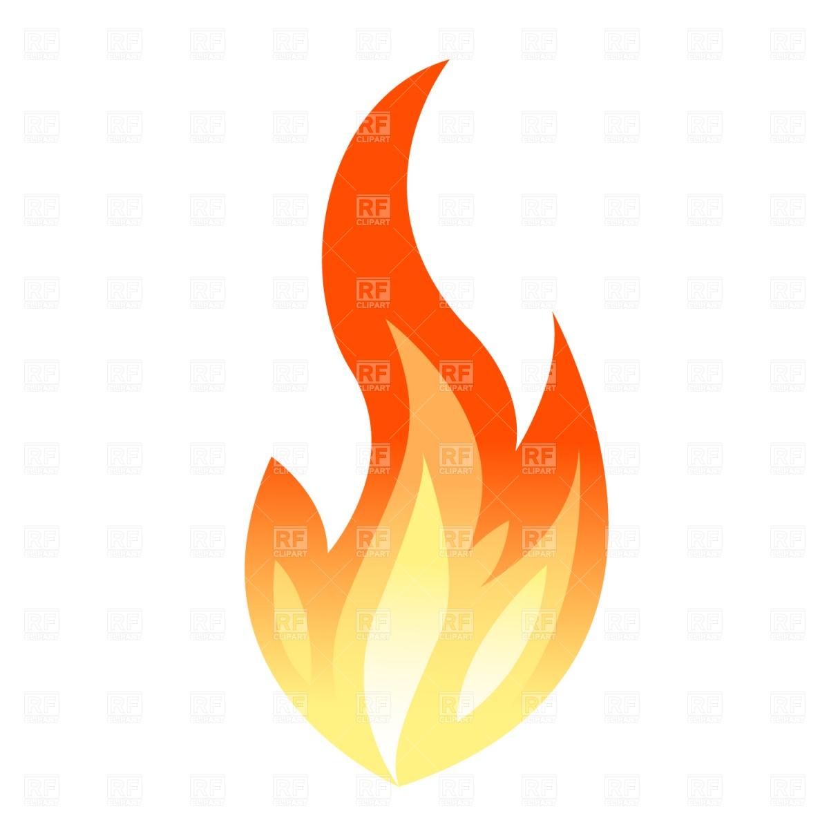 Flames clipart. Flame clip art free