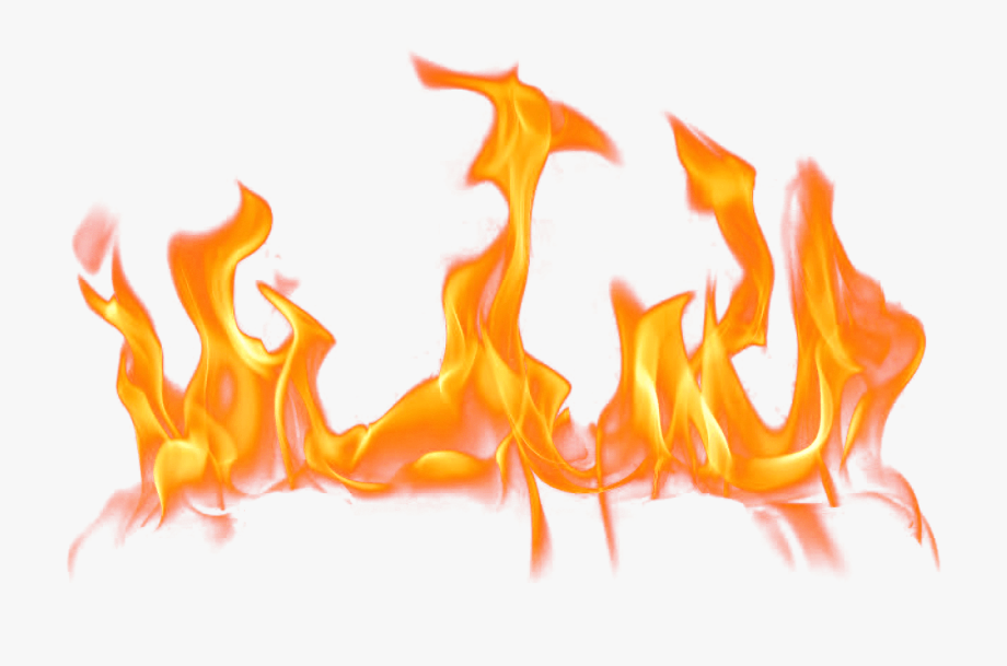 Png black and white. Flames clipart big fire