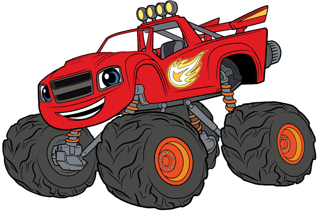 Collection of free download. Flames clipart blaze and the monster machines