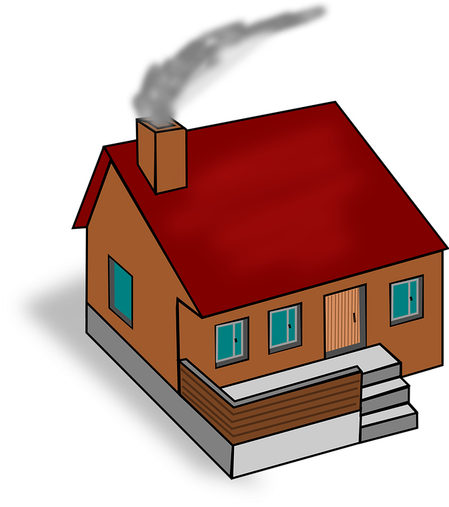 Cliparts shop of library. Flames clipart chimney fire