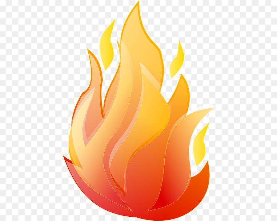 Flames clipart fire flower. Plant flame transparent clip