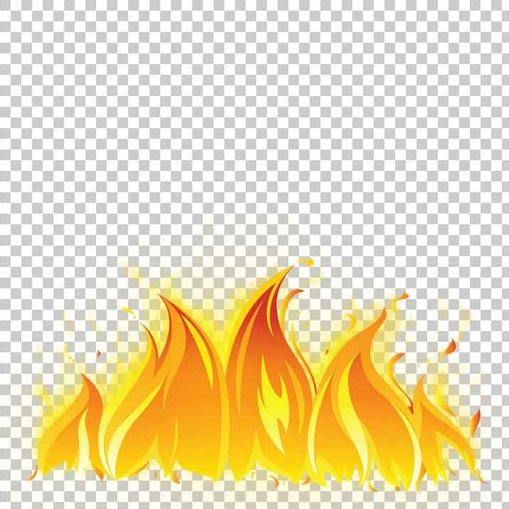 Flame png image free. Flames clipart fire pattern