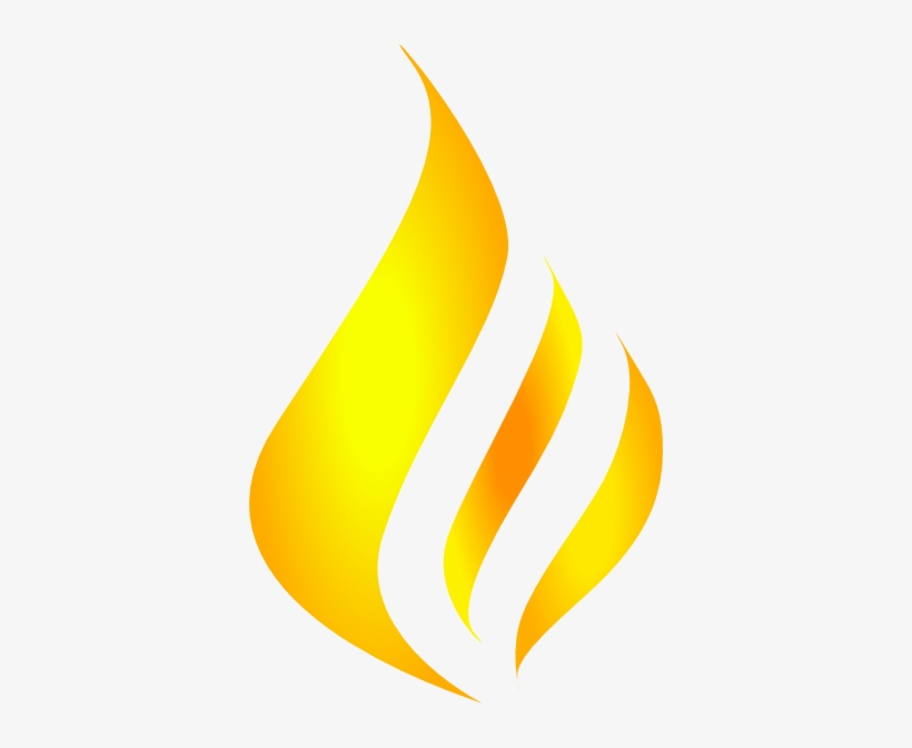 Flame png image transparent. Flames clipart gold