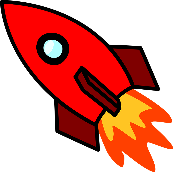 Spaceship clipart rocket fuel. Flame cliparts shop of