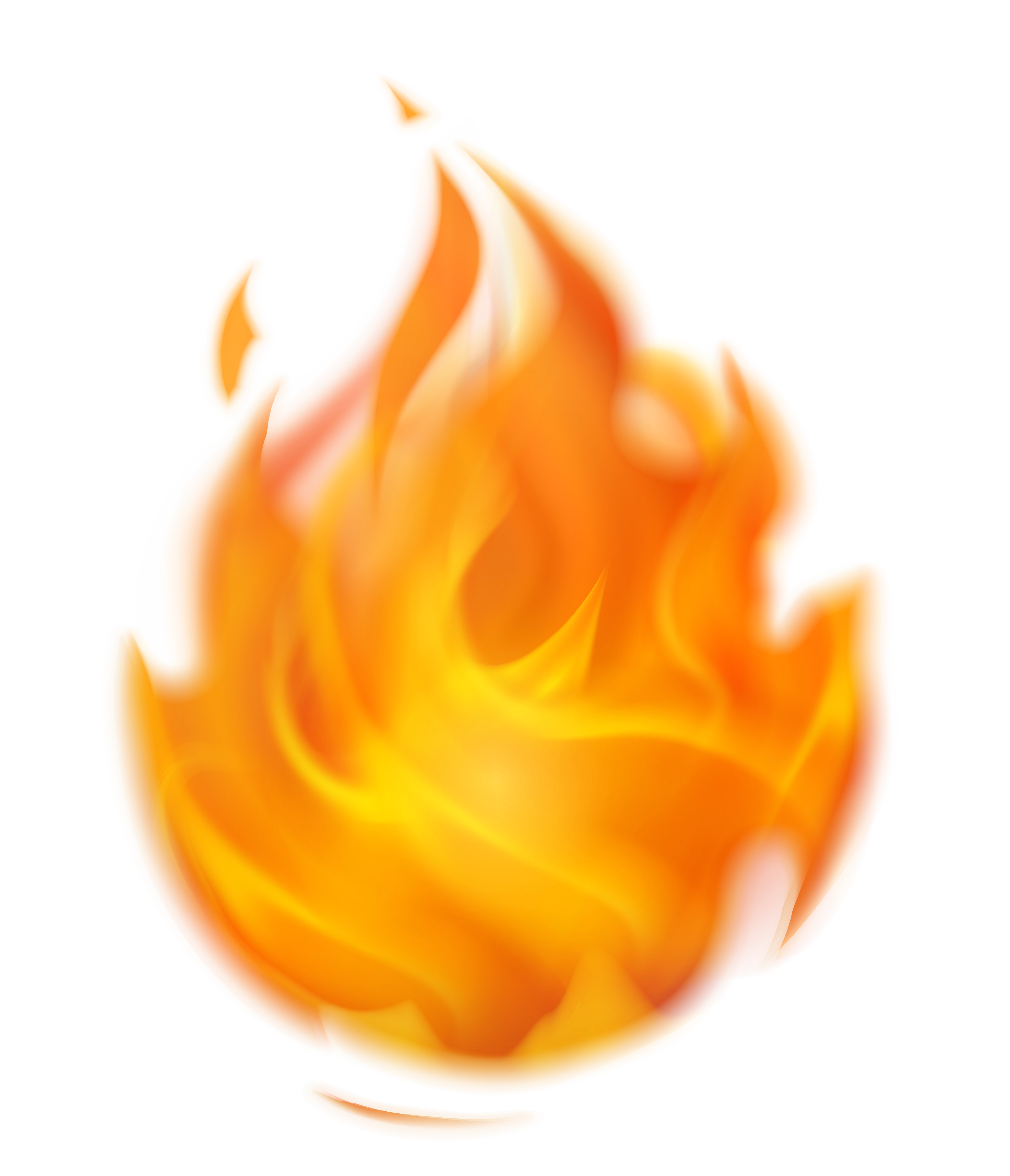 Fire clip art flaming. Flames clipart orange flame