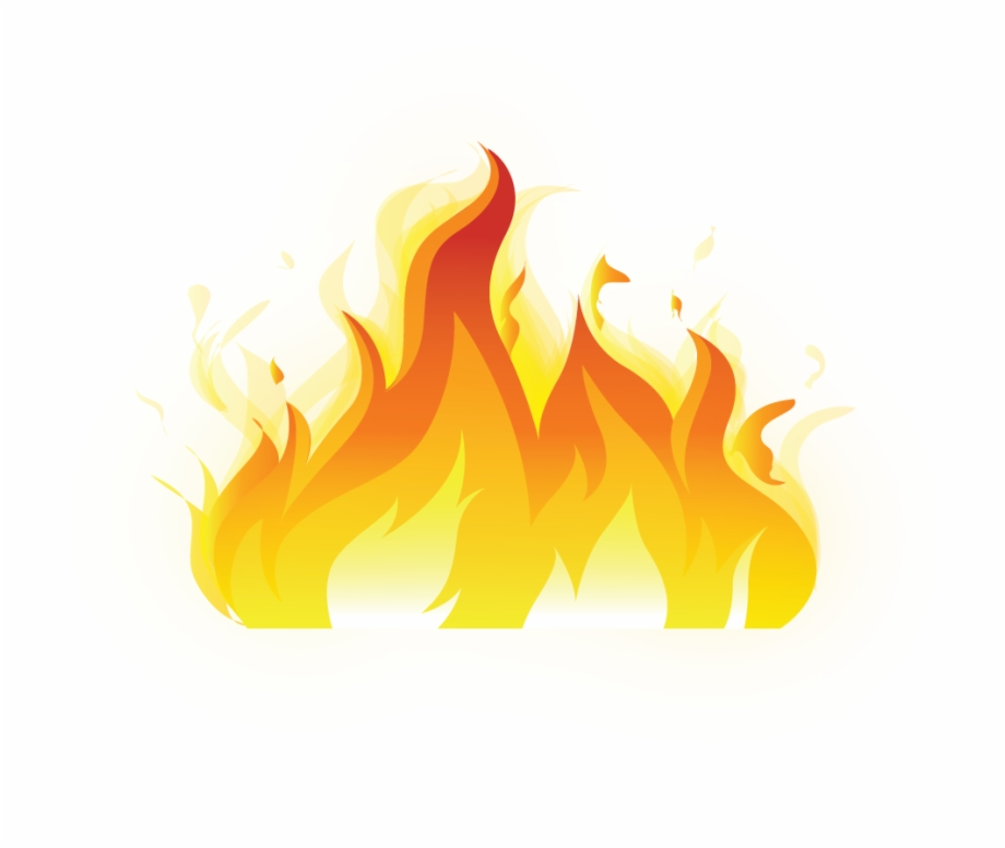 Flames clipart orange flame. Yellow fire png free