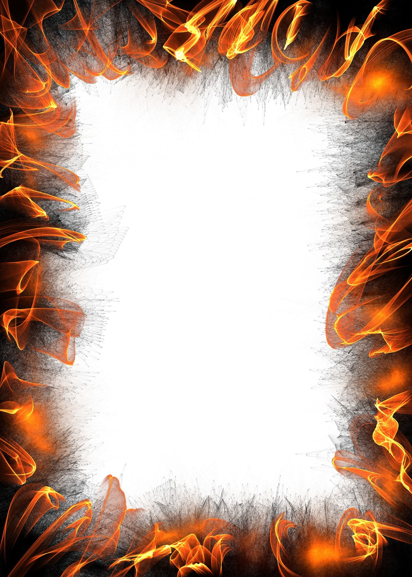 Flames clipart paper. Free frame cliparts download