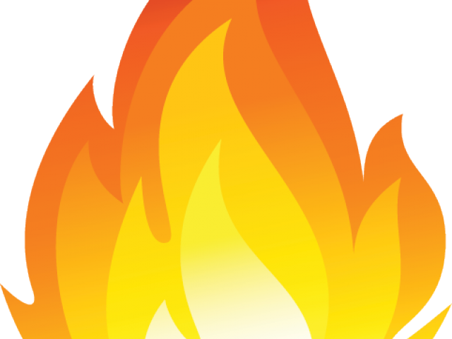 Realistic fire free on. Flames clipart real flame