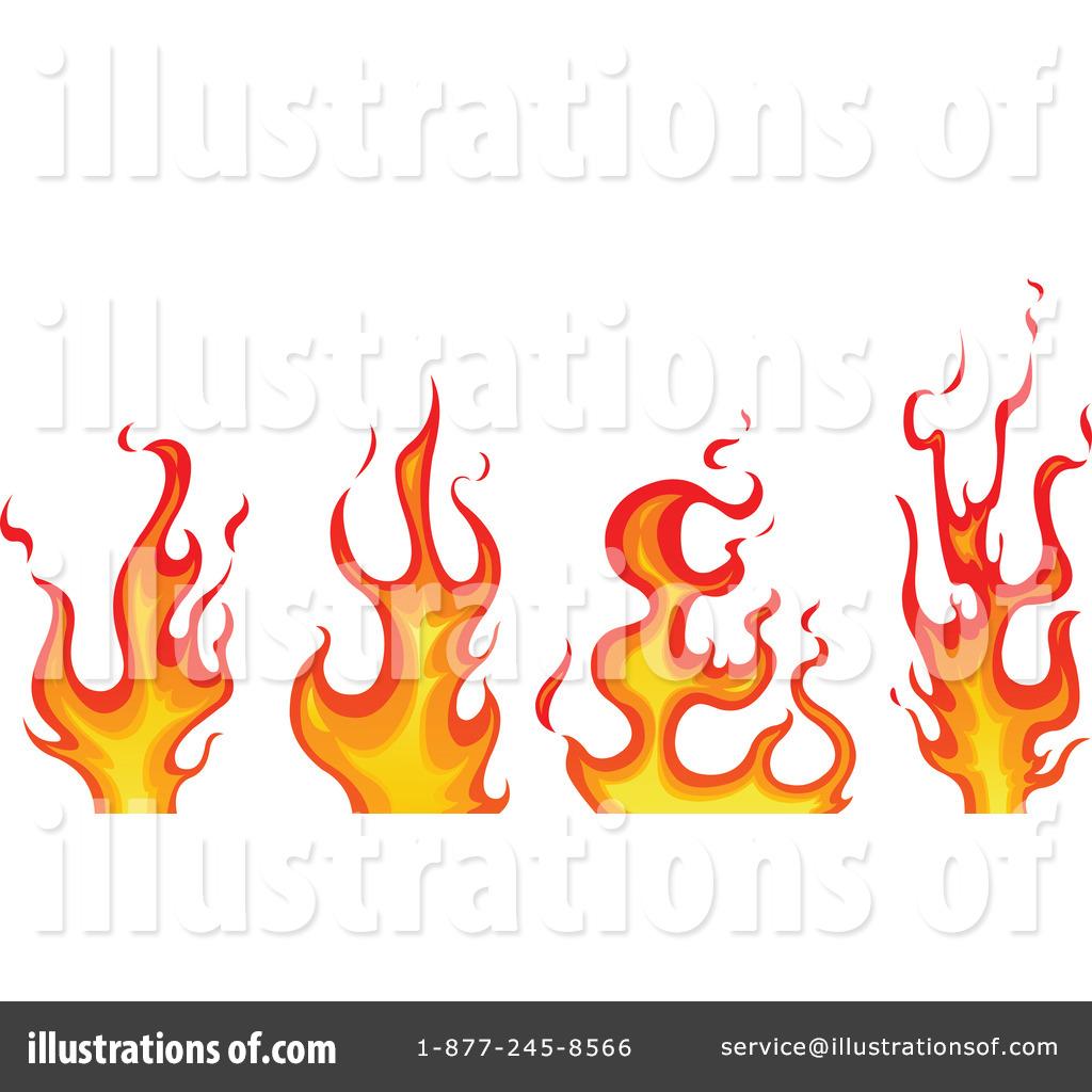 Flames clipart royalty free. Illustration by yayayoyo