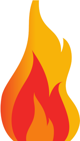 Flames clipart tongue. Fire holy spirit of