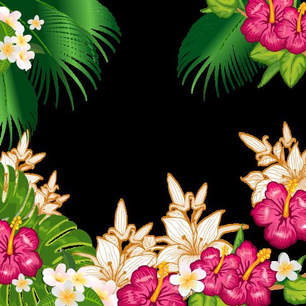 Flowers clipart texture. Pour crea papiers paper
