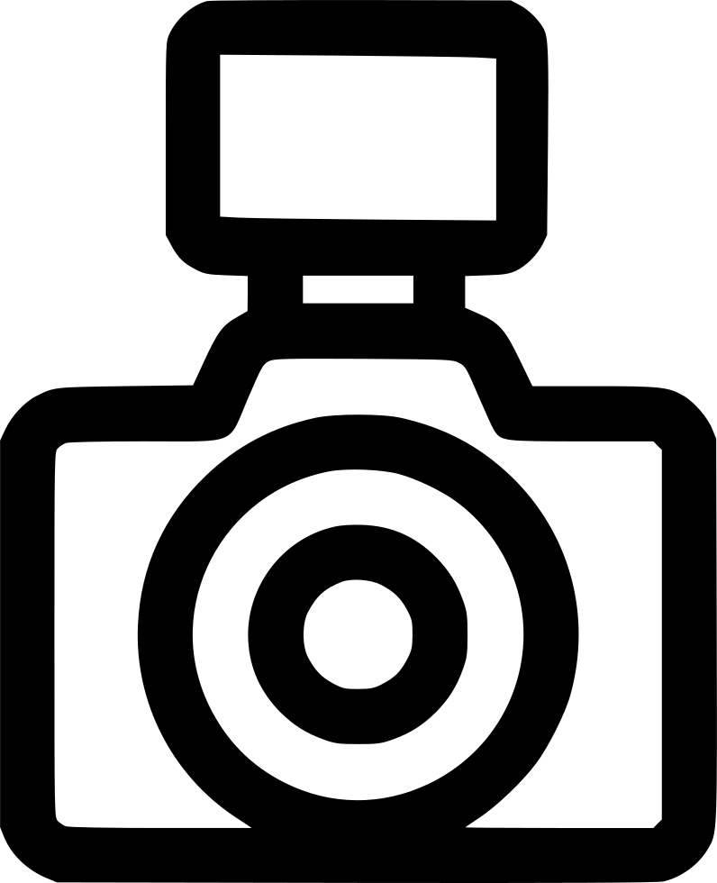 Flash clipart camera photo shoot. Svg png icon free