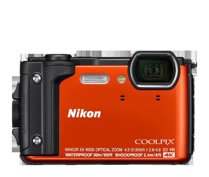 Flash clipart camera shot. Nikon coolpix w compact
