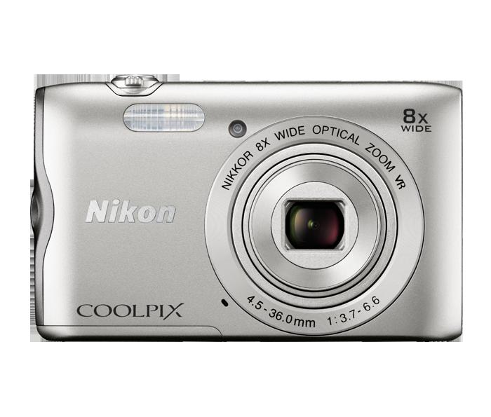 Nikon coolpix a compact. Flash clipart camera shot