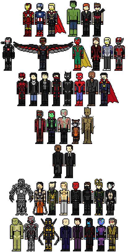 Cinematic universe by shadows. Flash clipart character marvel