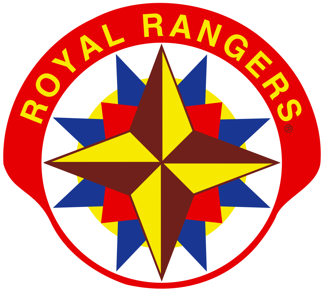 Wow clipart pow. Royal ranger emblem