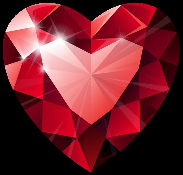 Jewel clipart heart cut. Diamond transparent png clip