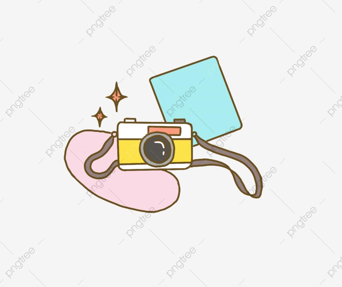 Photographer clipart camera flash. Photography design theme hand