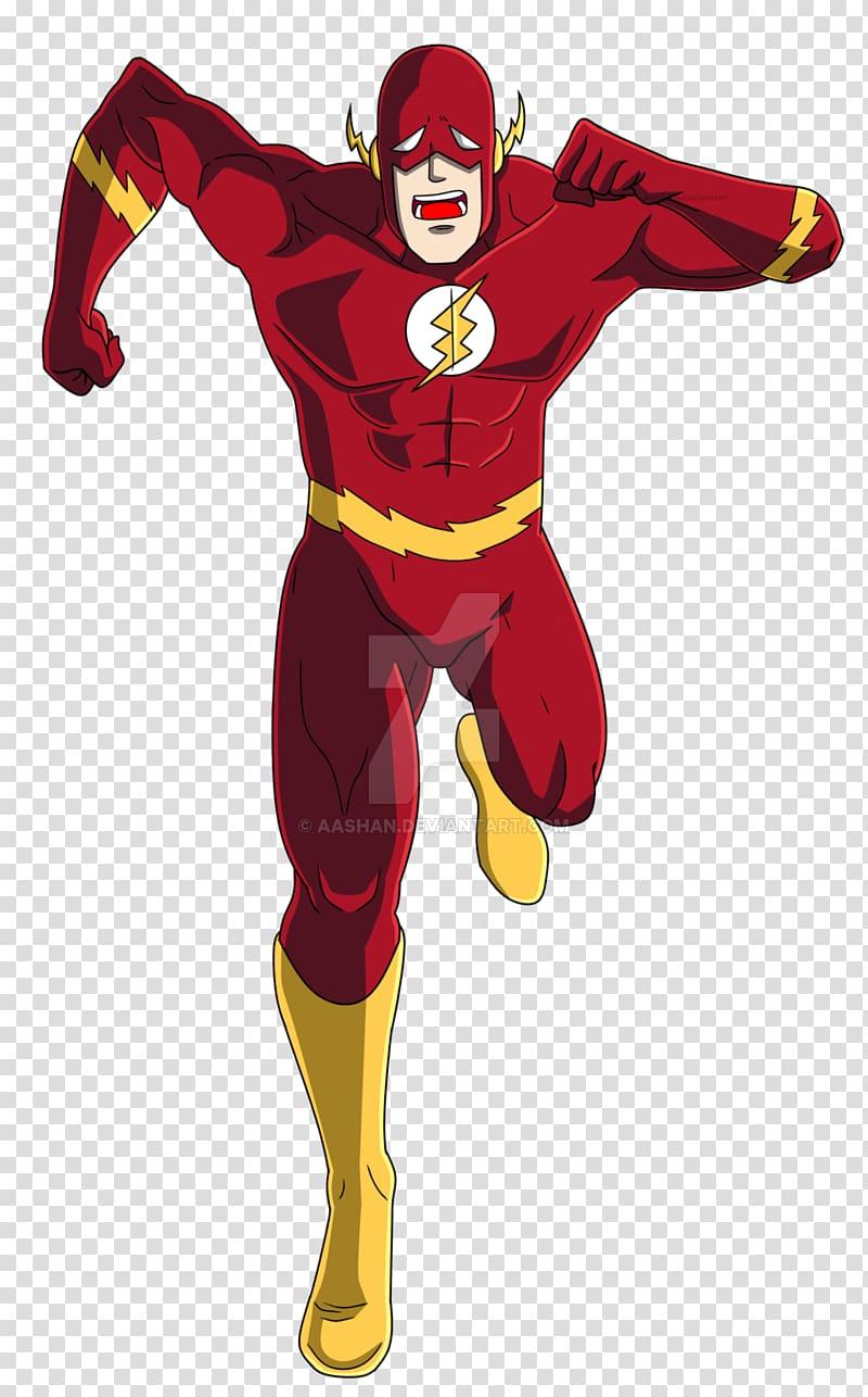 The transparent background png. Flash clipart flash superhero