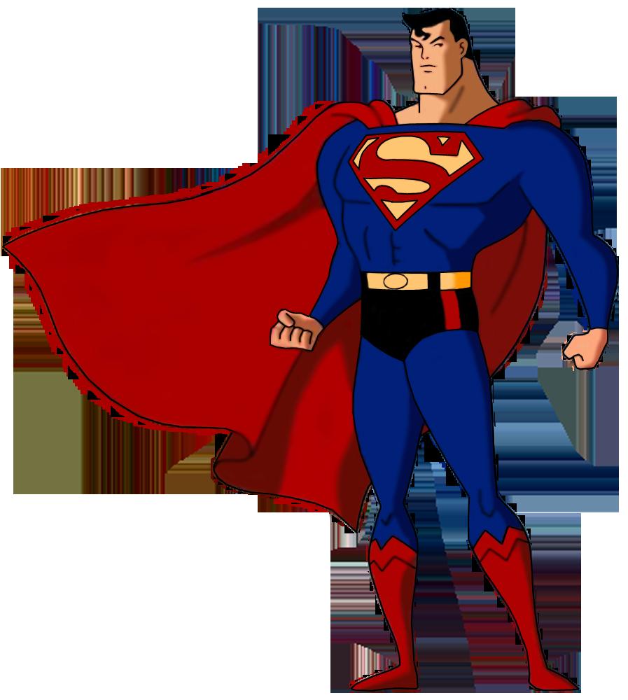 Superman dcau vs battles. Justice clipart animated
