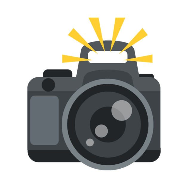 Yearbook clipart camera flash. Free download best