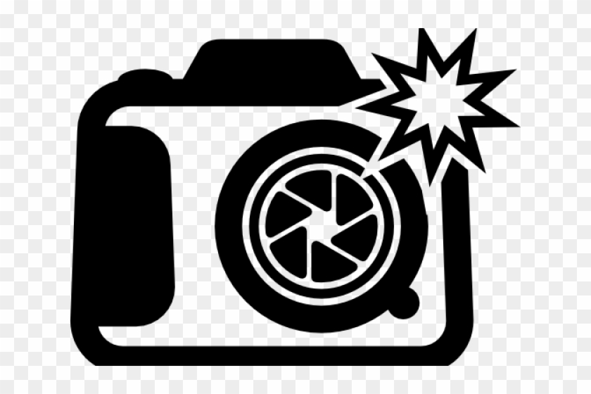 Photo camera icon png. Flash clipart photograph