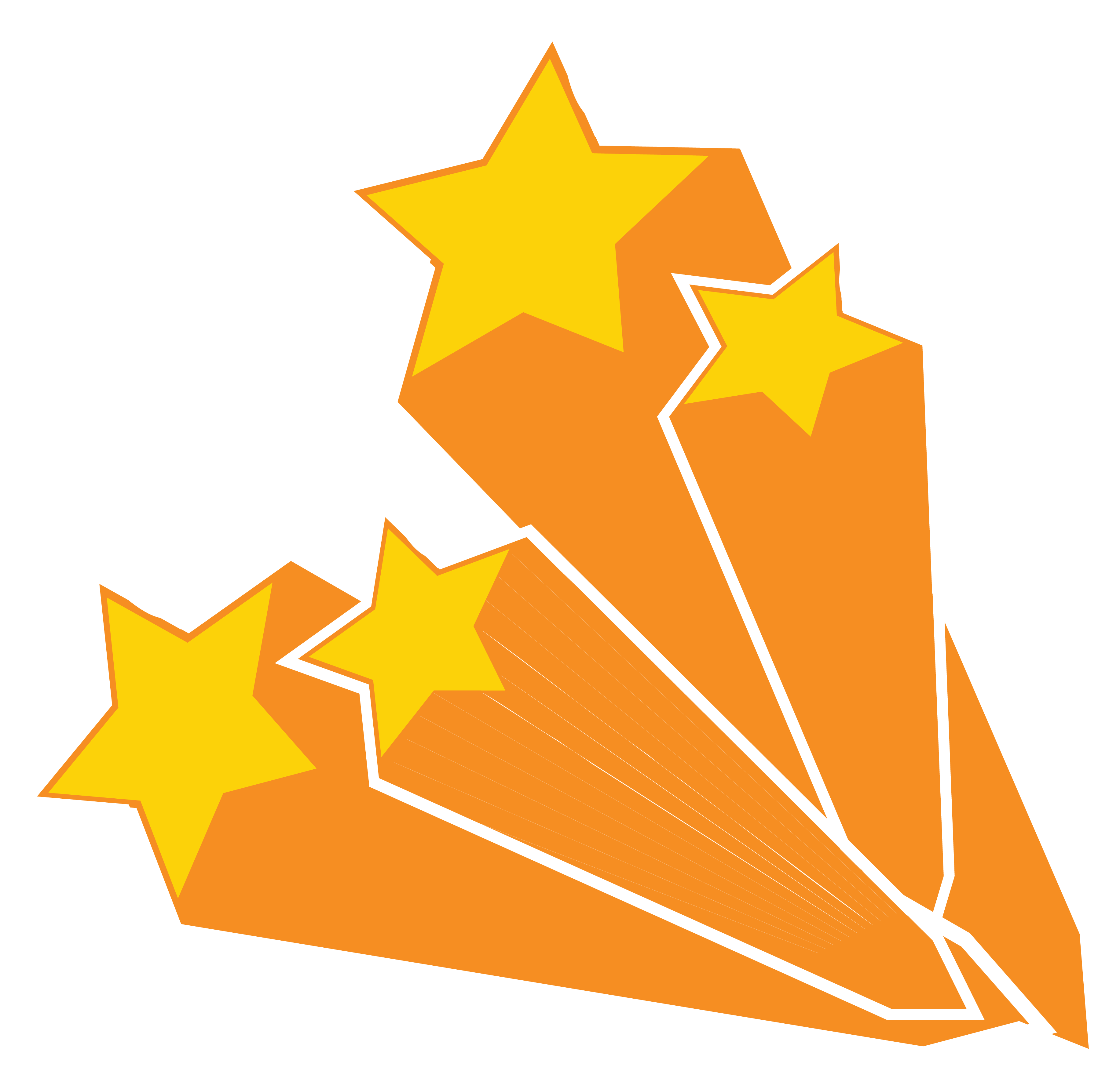 Index of skin frontend. Flash clipart star