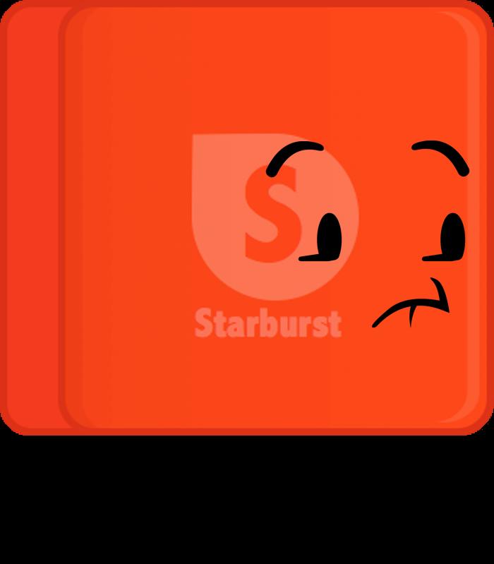 Flash clipart starburst. Image red pose png
