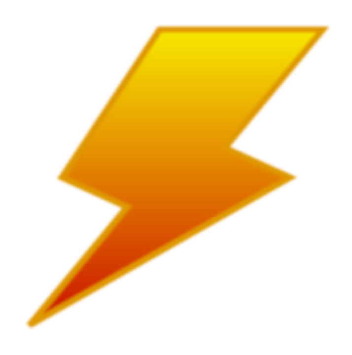 Free graphics group icon. Flash clipart starburst