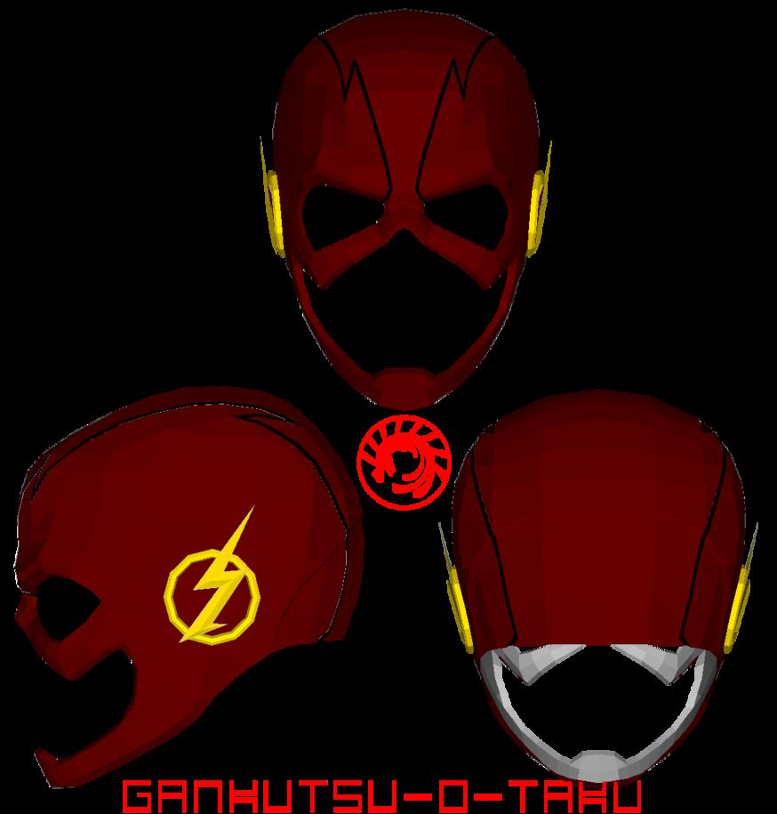Flash clipart super fast. Cw the mask pepakura