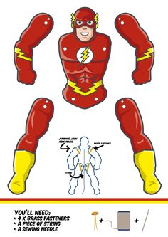 Flash clipart super fast.  best the printables