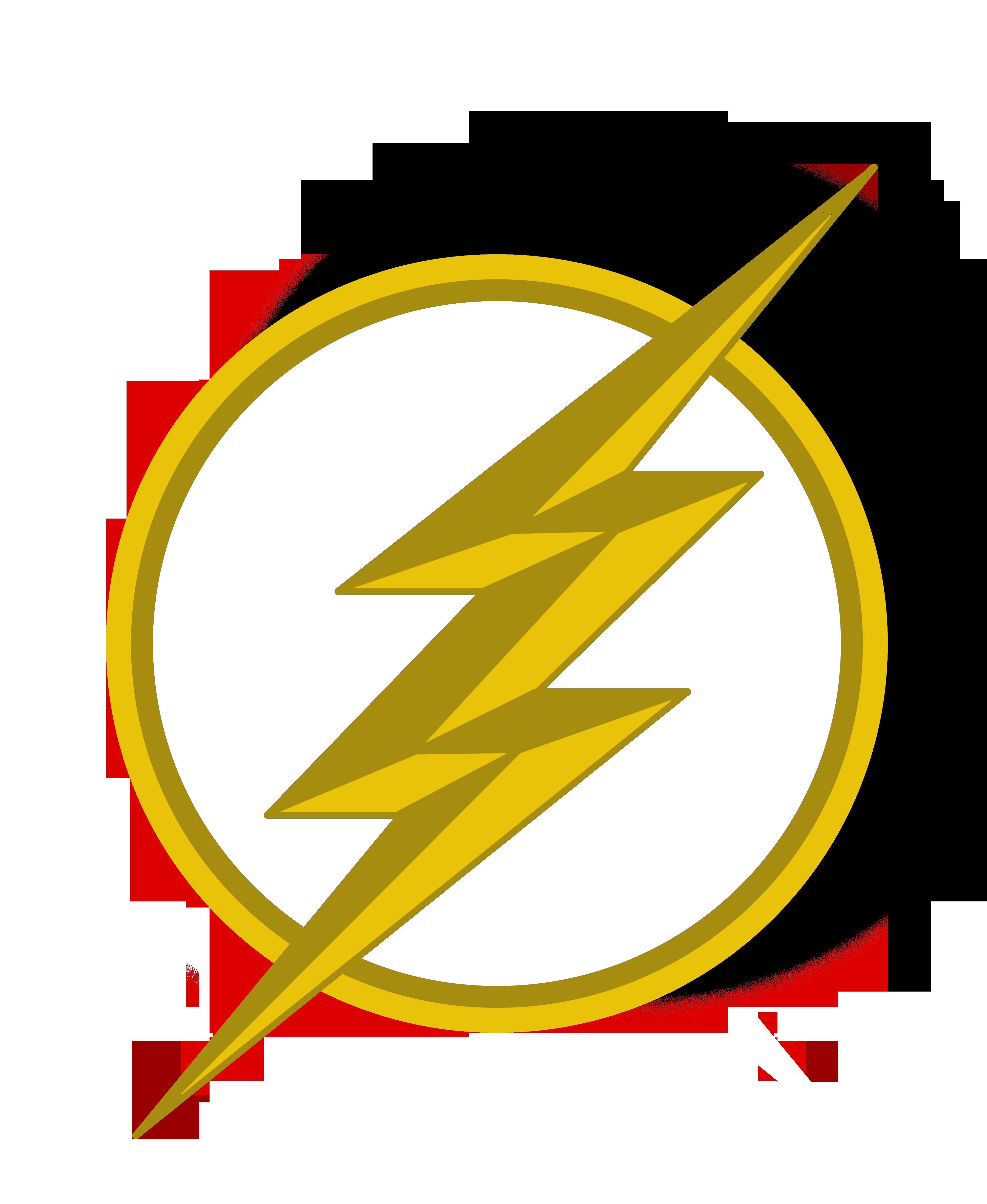 Flash clipart symbol. Logo original by u