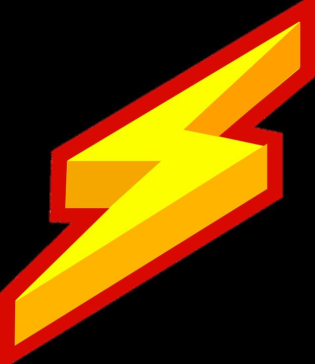 Png images free download. Lightning clipart transparent background