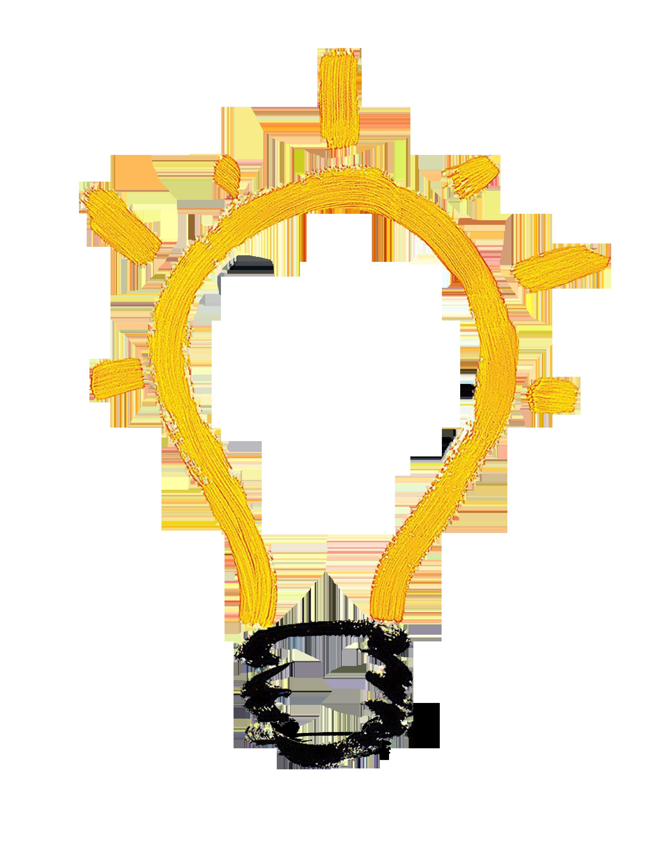 Incandescent light bulb led. Lamp clipart flashlight