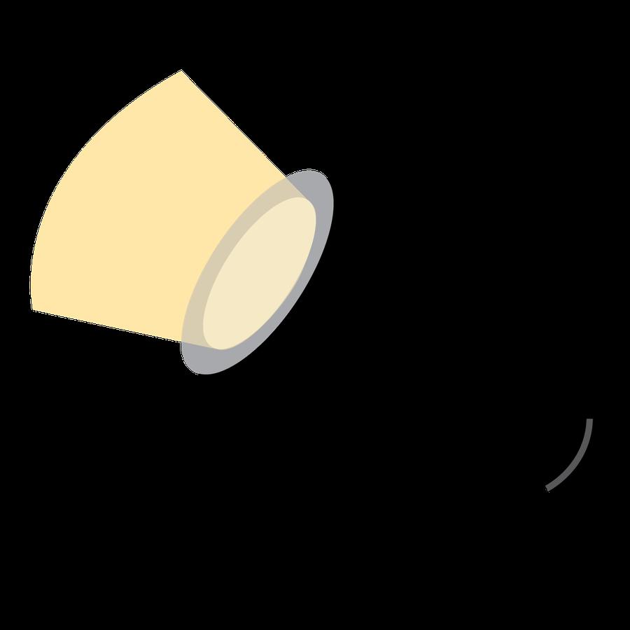 Bombeiros e pol cia. Flashlight clipart different