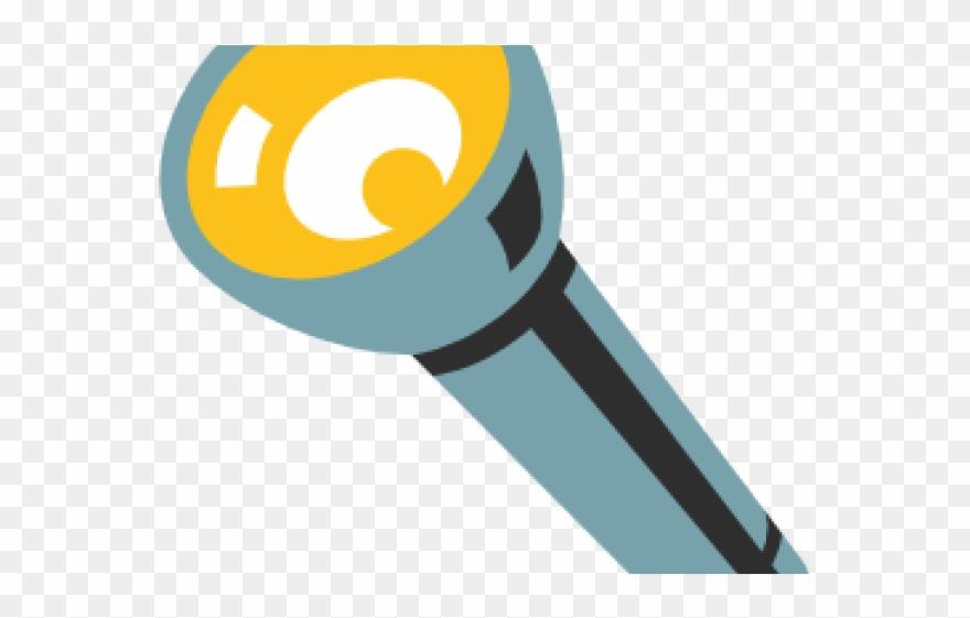 Torch emoji png download. Flashlight clipart different