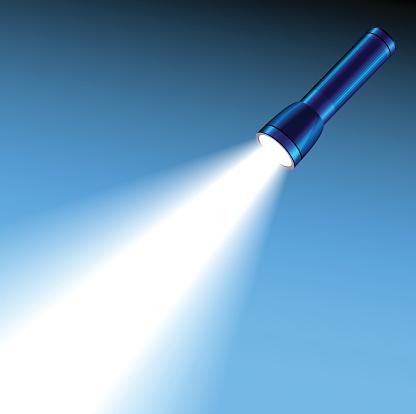 flashlight clipart flashlight beam