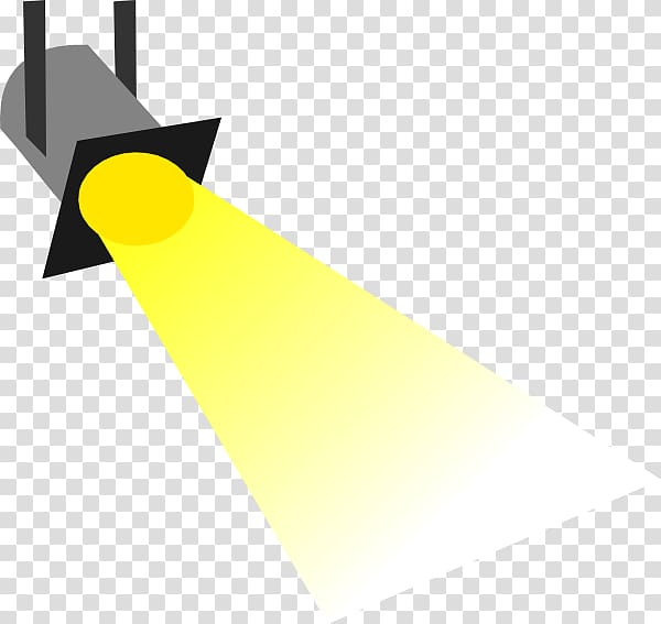 Flashlight clipart lightbeam. Light beam ray transparent