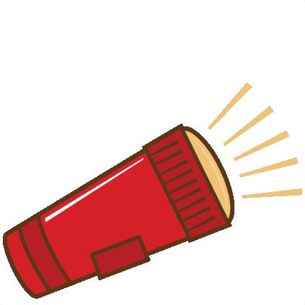 Free mini cliparts download. Flashlight clipart miniature