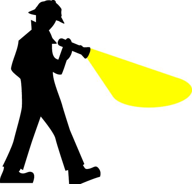 Flashlight pocket