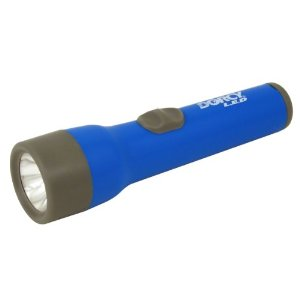 Collection of free download. Flashlight clipart small blue