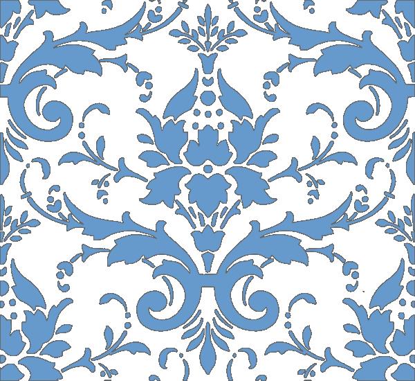Light damask clip art. Flashlight clipart small blue