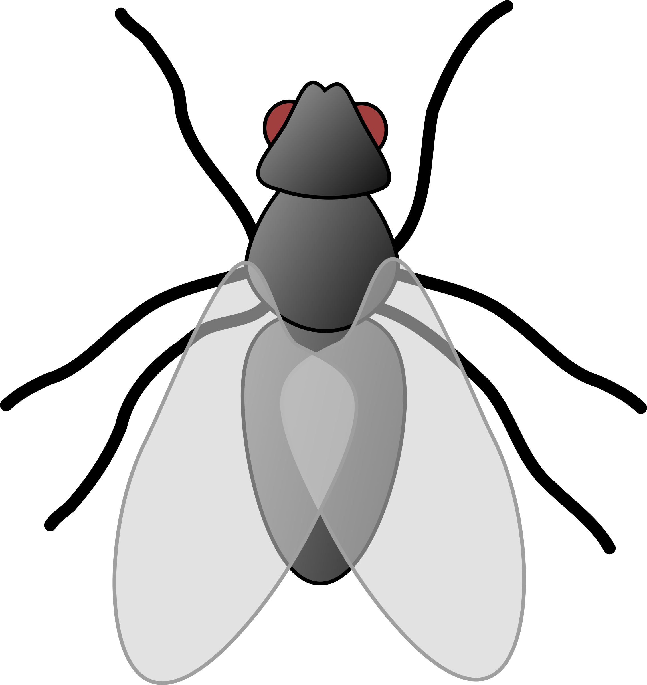 Big image png. Fly clipart office