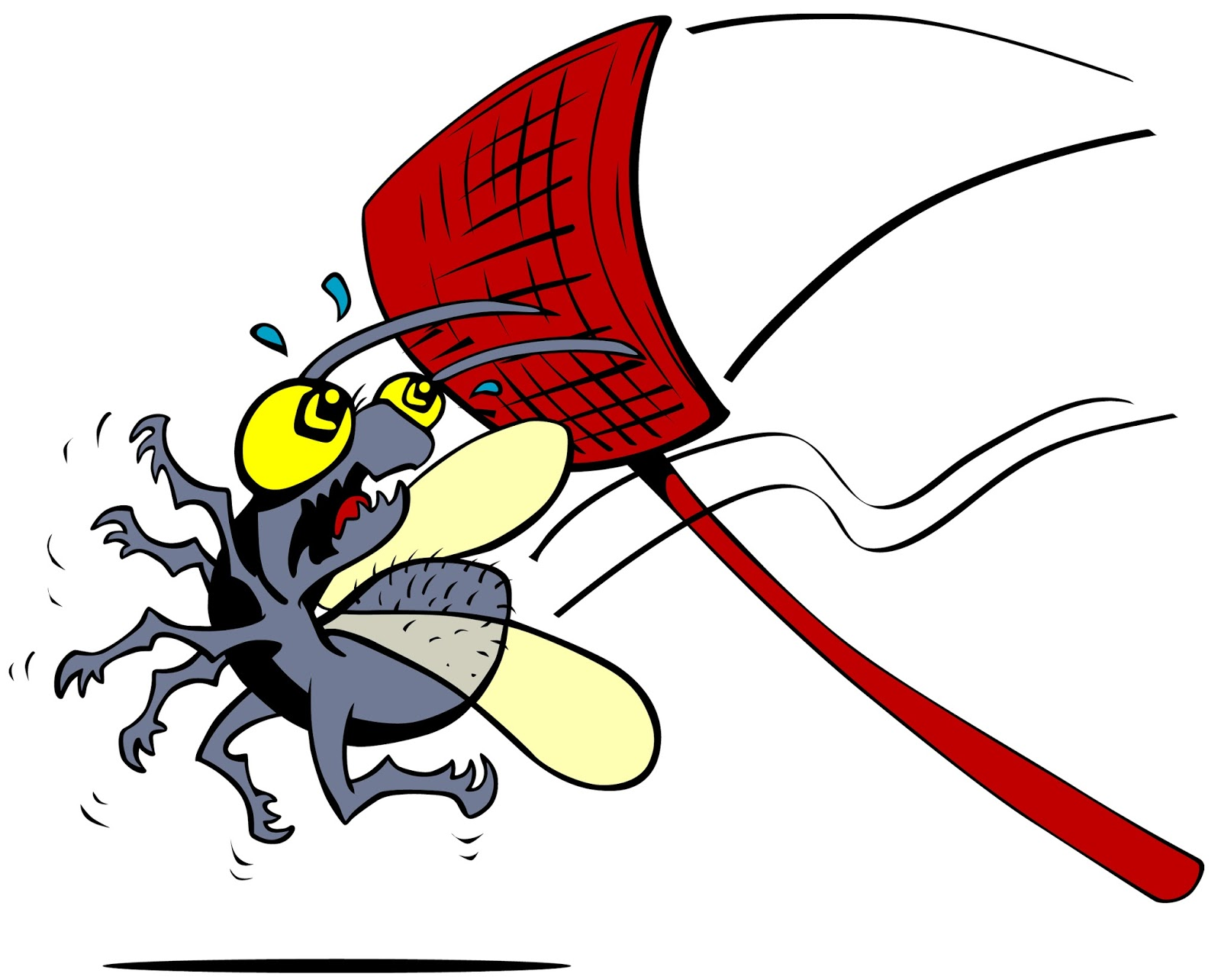Flies clipart filthy. Fight the fly month