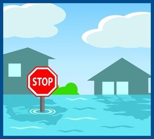Flood clipart. Free