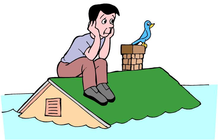 Safety . Flood clipart