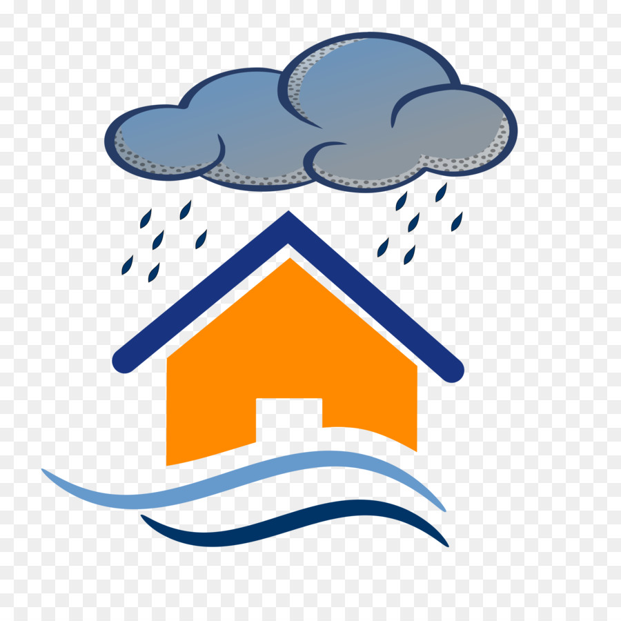 Natural disaster free content. Flood clipart